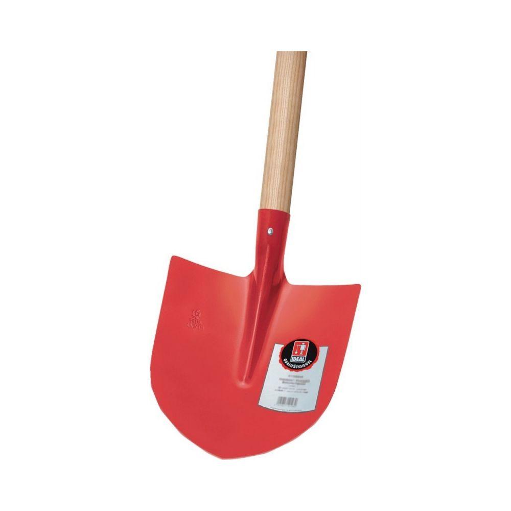 Ideal Pelle francfort ELS rouge gepulvertGr. 5