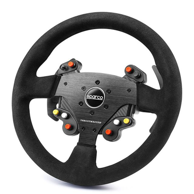 Thrustmaster - Volant Rally Wheel Add-on Sparco R383 Mod - Thrustmaster