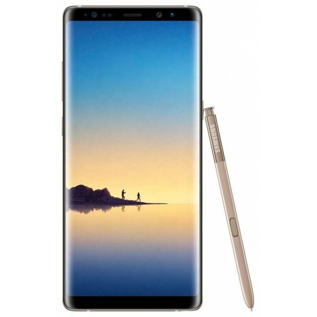 Samsung - Samsung N950F Galaxy Note 8 Double Sim Or - Smartphone Android 6.3 (16,0 cm)