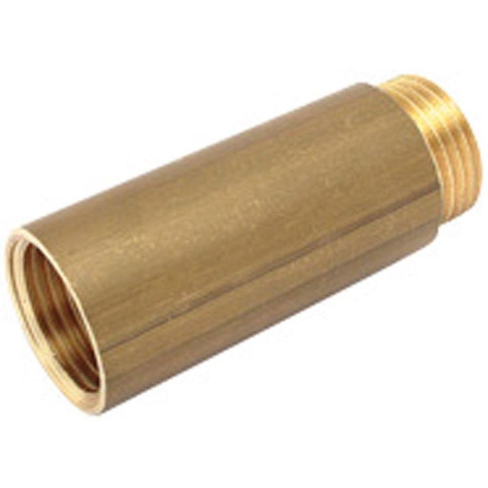 Altech allonge laiton - filetage court - m / f - diamètre 20 x 27 mm - longueur 75 mm - altech 1995alt1
