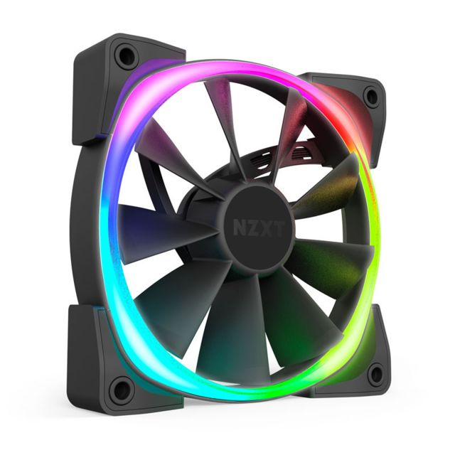 Nzxt - AER RGB 2 Computer Fan - Tuning PC