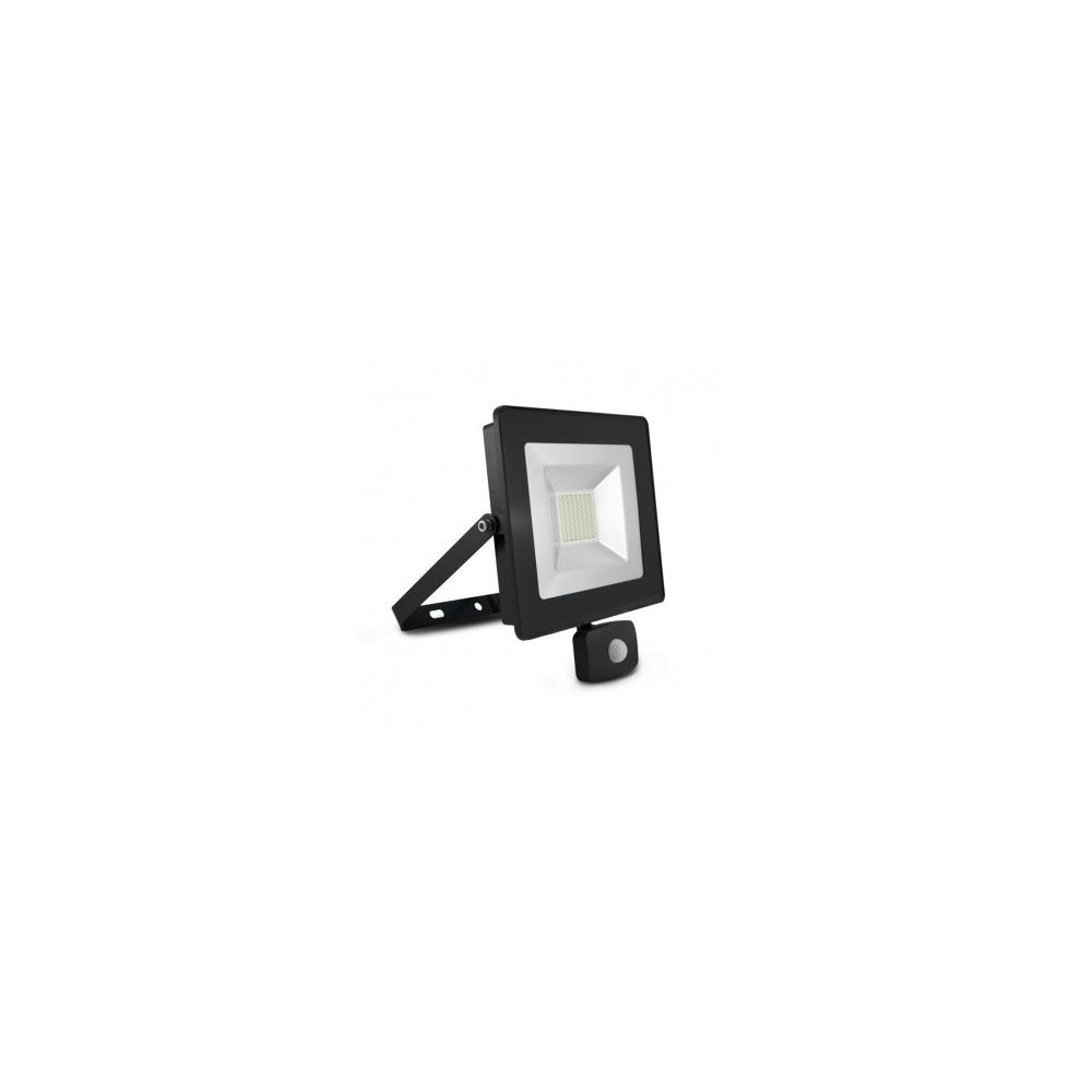 Vision-El Projecteur Exterieur LED avec Détecteur 50W 3000 K