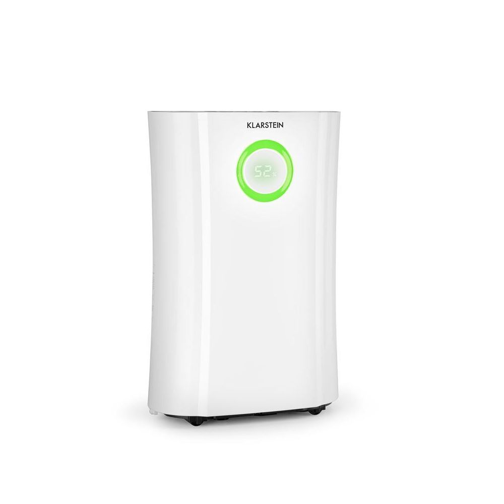 Klarstein Klarstein DryFy Connect Déshumidificateur d'air WiFi - 20 l/jour 370W - Blanc Klarstein