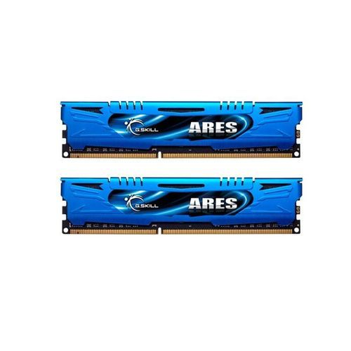 G.Skill - Ares Low Profile 8 Go (2 x 4 Go) - DDR3 2400 MHz Cas 11 - RAM PC
