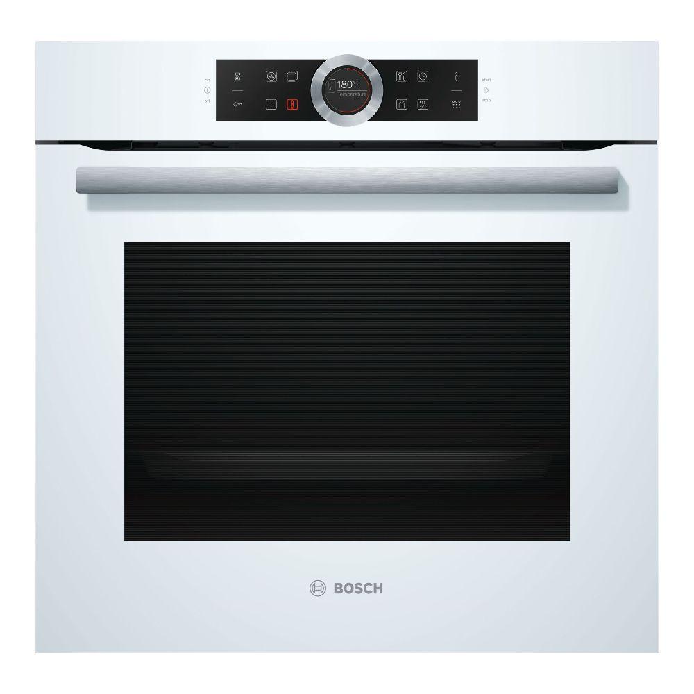 Bosch bosch - four intégrable 71l 60cm a+ pyrolyse blanc - hbg672bw1s