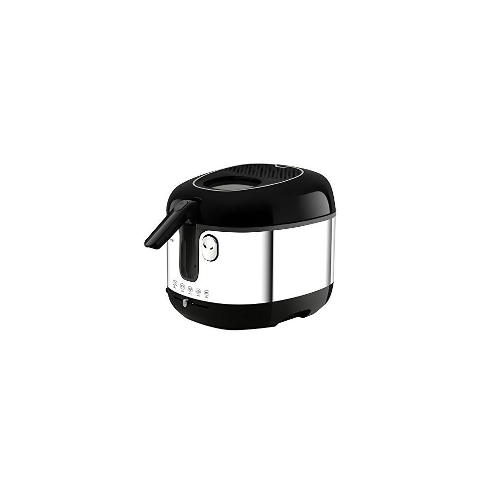 Seb friteuse électrique 2,5L de 1,3KG 2100W gris noir