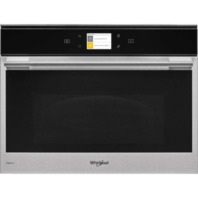 whirlpool - Micro-ondes Multifonction Encastrable Whirlpool Integrable W 9 Mw 261 Ixl - micro-ondes inox