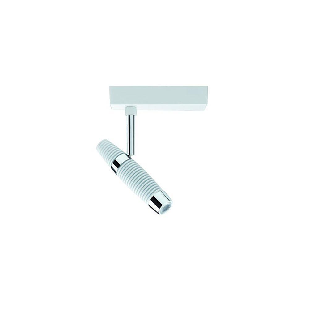 Girard Sudron Paulmann - URail Spot LED 1x 10W Métal blanc