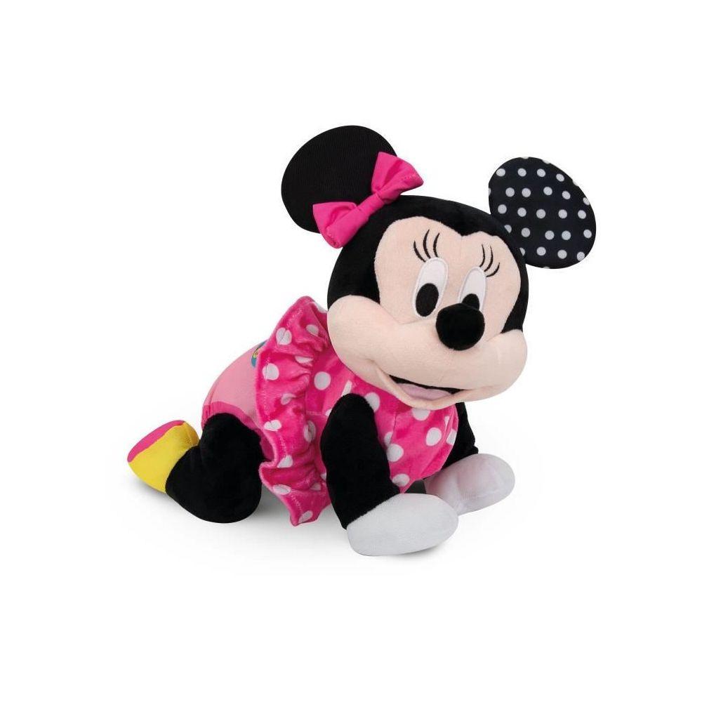 Clementoni CLEMENTONI Disney Baby - Minnie fait du 4 pattes ! - Jeu d'éveil