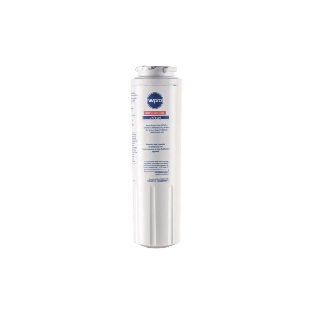 Wpro Wpro Ukf8001/1 - Filtre A Eau Dorigine Pour Refrigerateur Maytag, Amana, Kenmore, Whirlpool