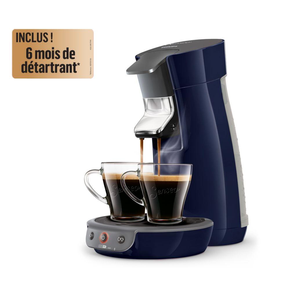 Philips Machine à café à dosettes - HD6561/73 - Mûre