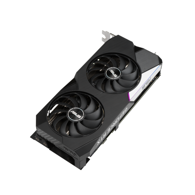 Asus - GeForce RTX 3070 OC - Dual Fan - 8Go - NVIDIA GeForce RTX 3070