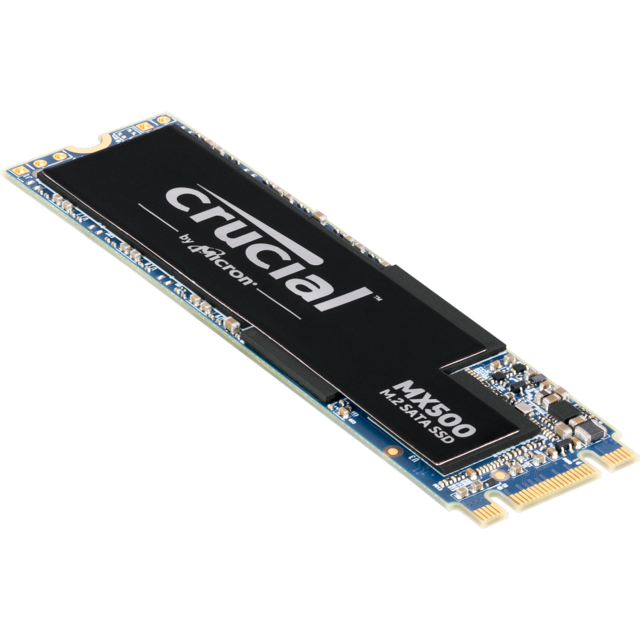 Crucial - MX500 1 To M.2 SATA III (6 Gb/s) - Disque SSD
