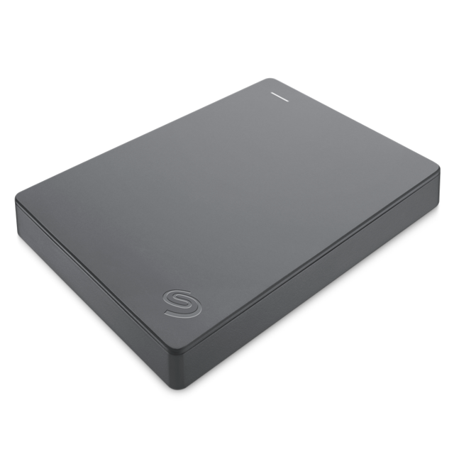Seagate Basic 4 To - USB 3.0 - Gris