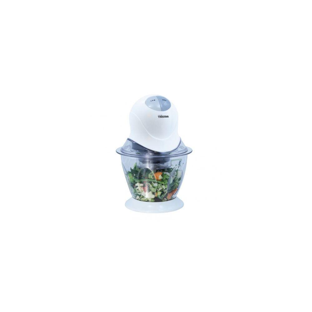 Tristar Mini hachoir avec bol plastique et lames inox