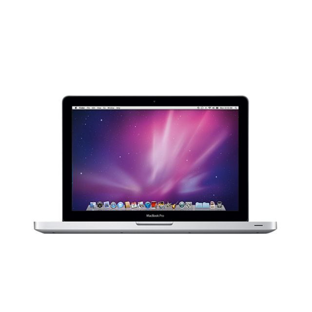"Apple - MacBook Pro 13"""" Core 2 Duo 2,26 Ghz 4 Go RAM 250 Go HDD (2009) - Ordinateur portable reconditionné"