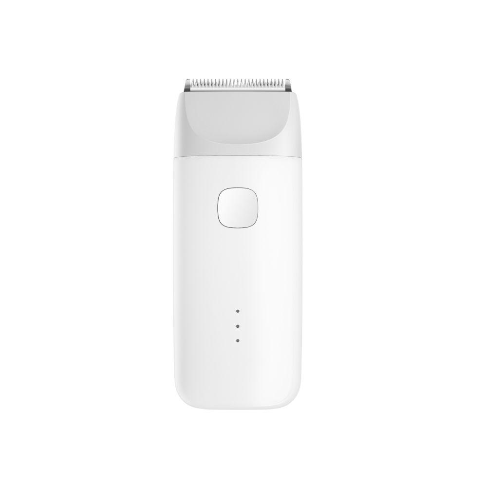 Wewoo Rasoir électrique USB rechargeable d'origine Xiaomi pour machine à couper les cheveux pour bébé (blanc)