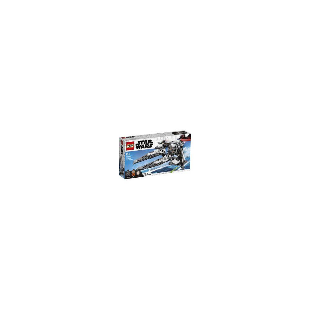 Lego 75242-LEGO® Star Wars Black Ace TIE Interceptor