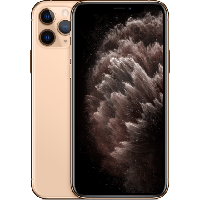 Apple - iPhone 11 Pro - 64 Go - MWC52ZD/A - Or - Smartphone reconditionné