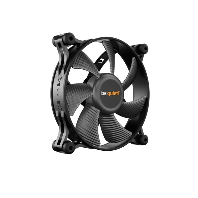 Bequiet - SHADOW WINGS 2-120mm-PWM - Personnalisation du PC