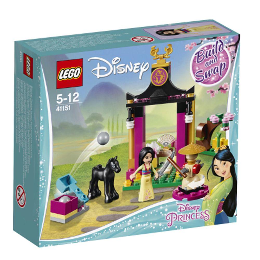 Disney Junior LEGO® Disney Princess? - L'entraînement de Mulan - 41151