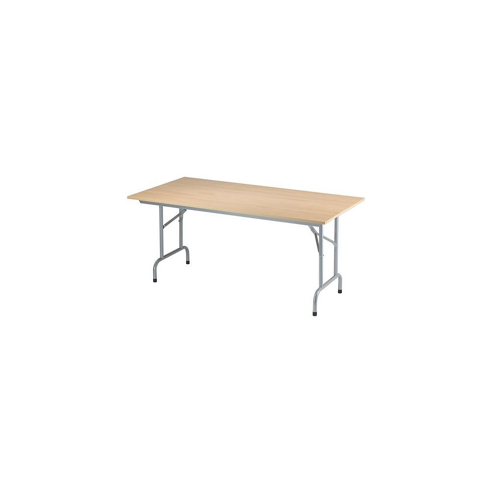 Nowystyl Tables pliantes Rico 160 x 80 cm piétement alu