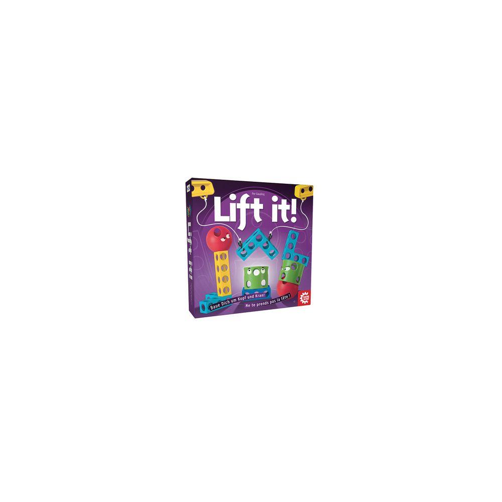 Game Factory Jeux de société - Lift It !