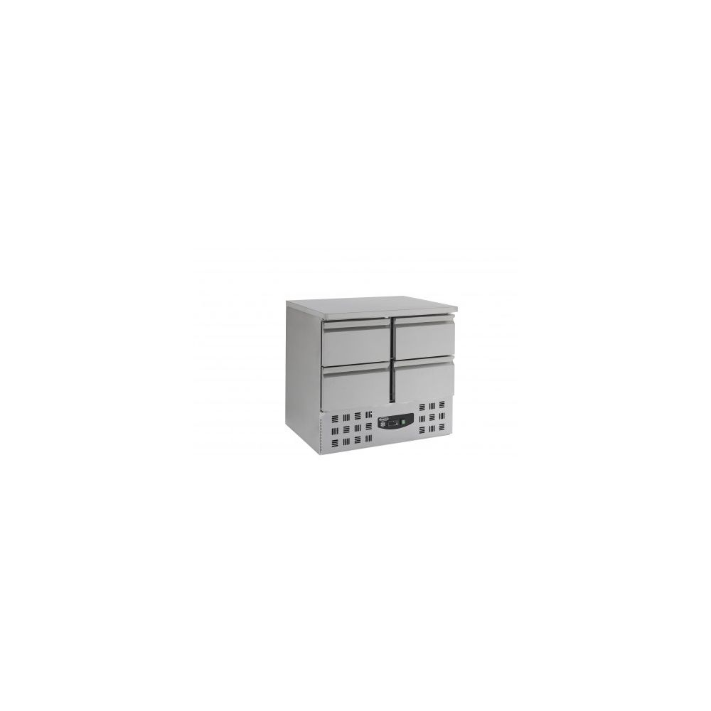 Combisteel Table réfrigérée positive 700 - 4 tiroirs - Combisteel - 700