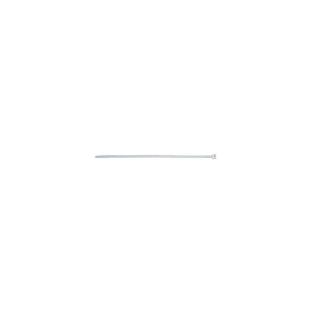 Fischer Fischer Serre-câble BN 7,6 x 550 transparent, 100 pce - 037997