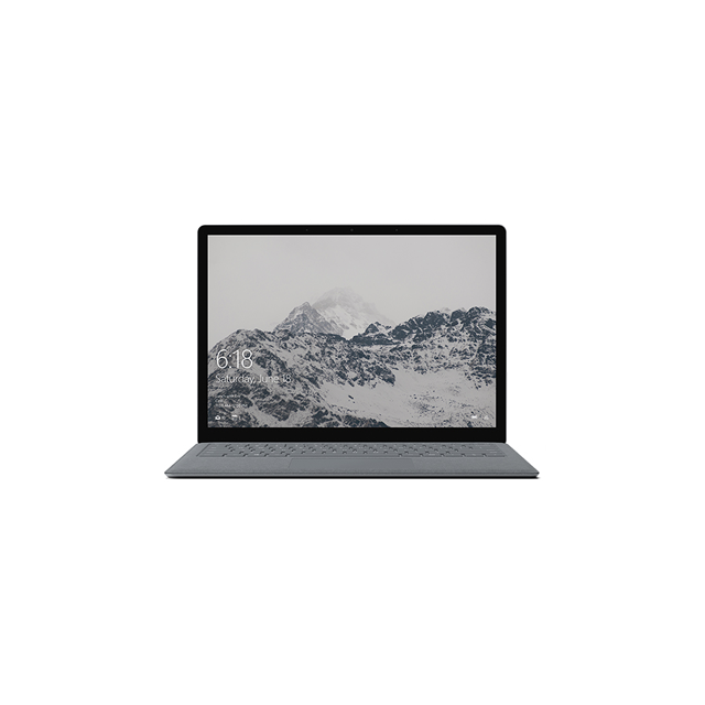 "Microsoft - Microsoft Surface Laptop i7 2,5GHz 16Go/1To SSD 13,5"" Platine - PC Portable"