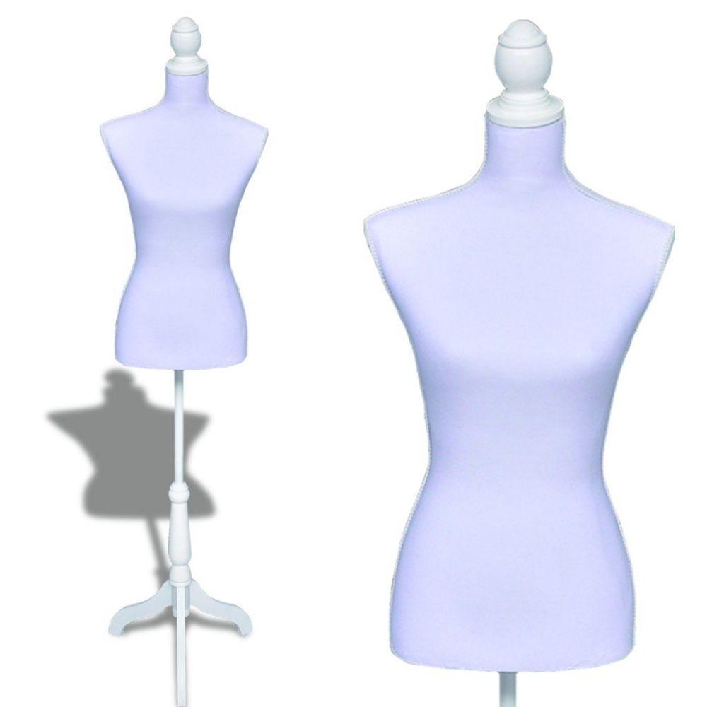 Helloshop26 Buste De Couture Hauteur Réglable mannequin femme 2002010
