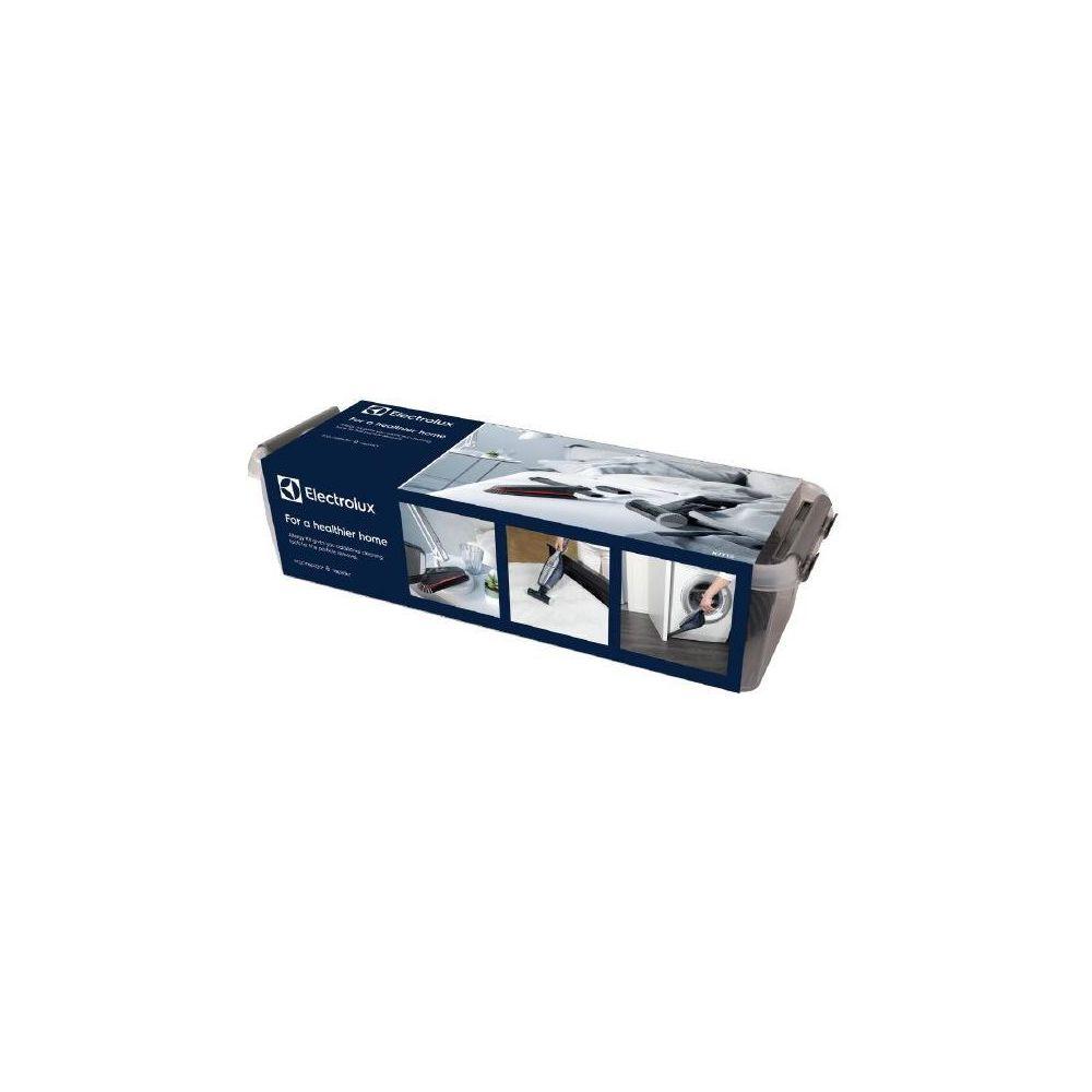 Electrolux Kit de nettoyage ELECTROLUX Kit 15 brosse +suceur+ adapt rapido