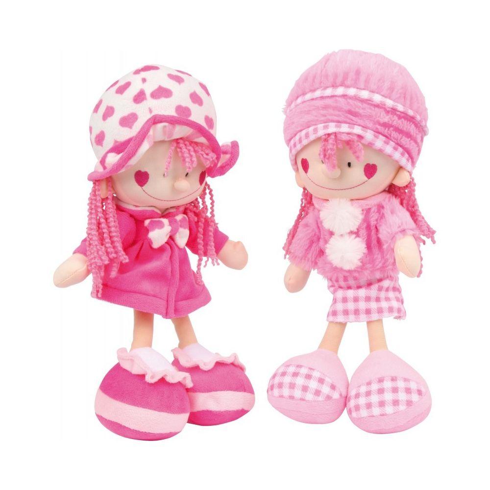 Small Foot Company Poupées «Nora et Emilie»