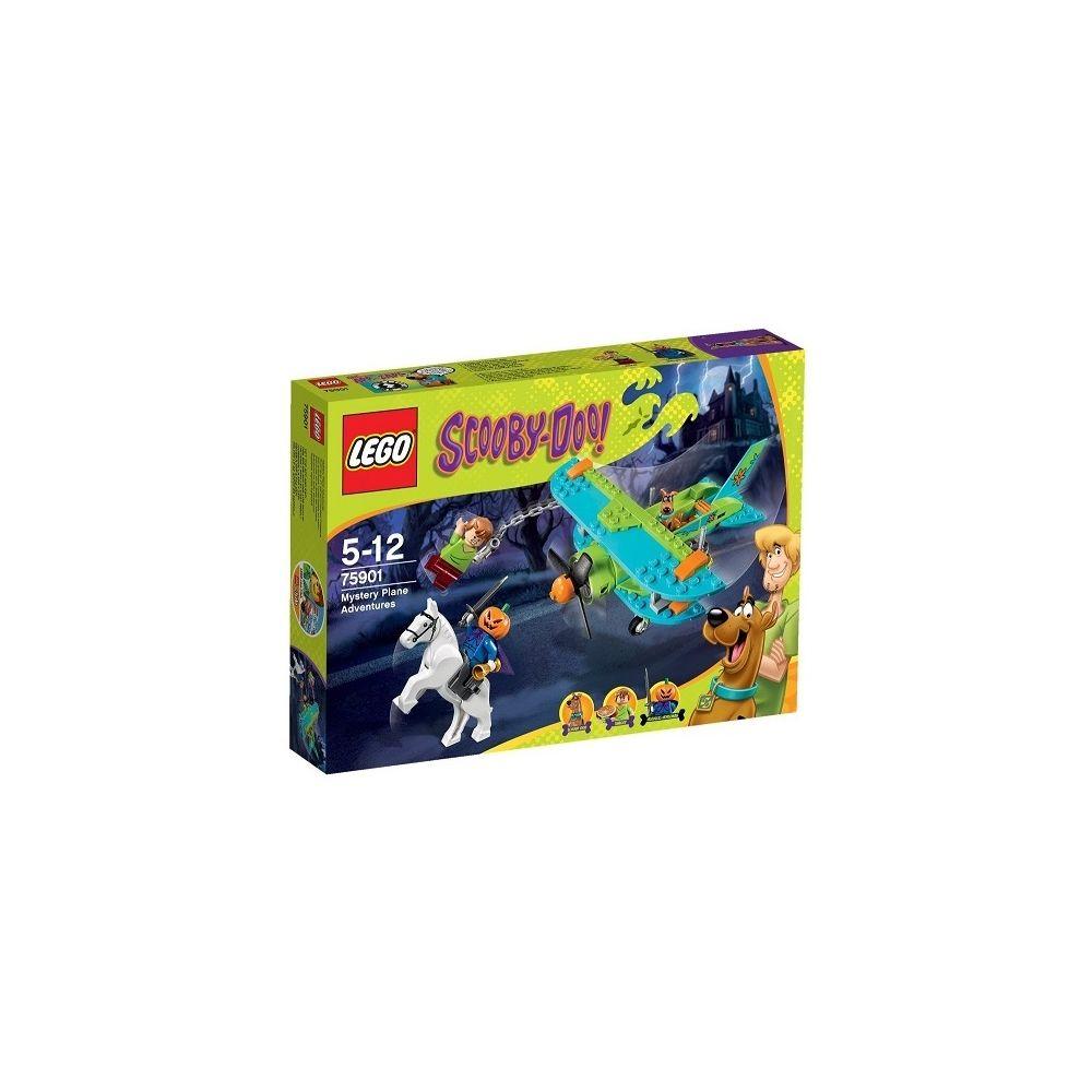 Lego 75901 Les aventures mysterieuses en avion, Lego Scooby Doo