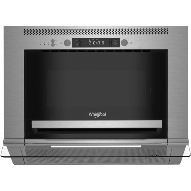whirlpool - Micro-ondes Encastrable Monofonction Whirlpool Integrable Avm 970 Ix - micro-ondes inox