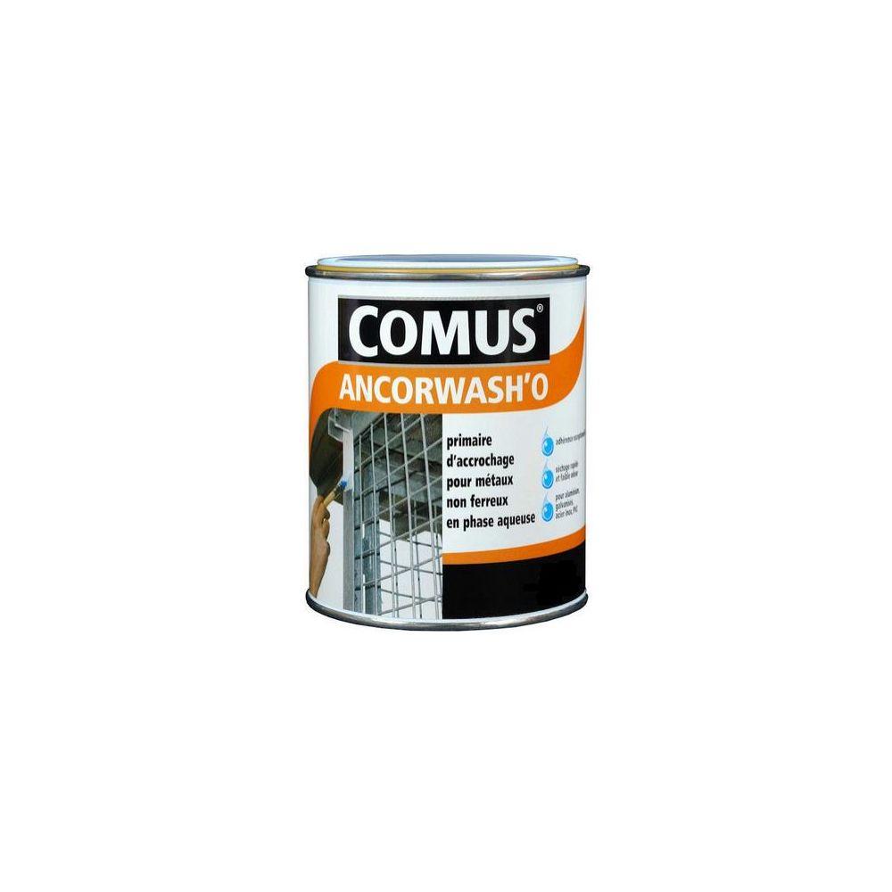 Comus Comus - Peinture primaire support difficile ANCORWASH'O 3L blanc - 28246