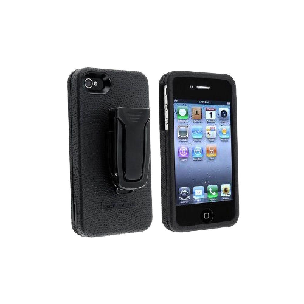 Bodyglove - Coque Body Glove Snap-On Noire pour iPhone 4S/S avec ...