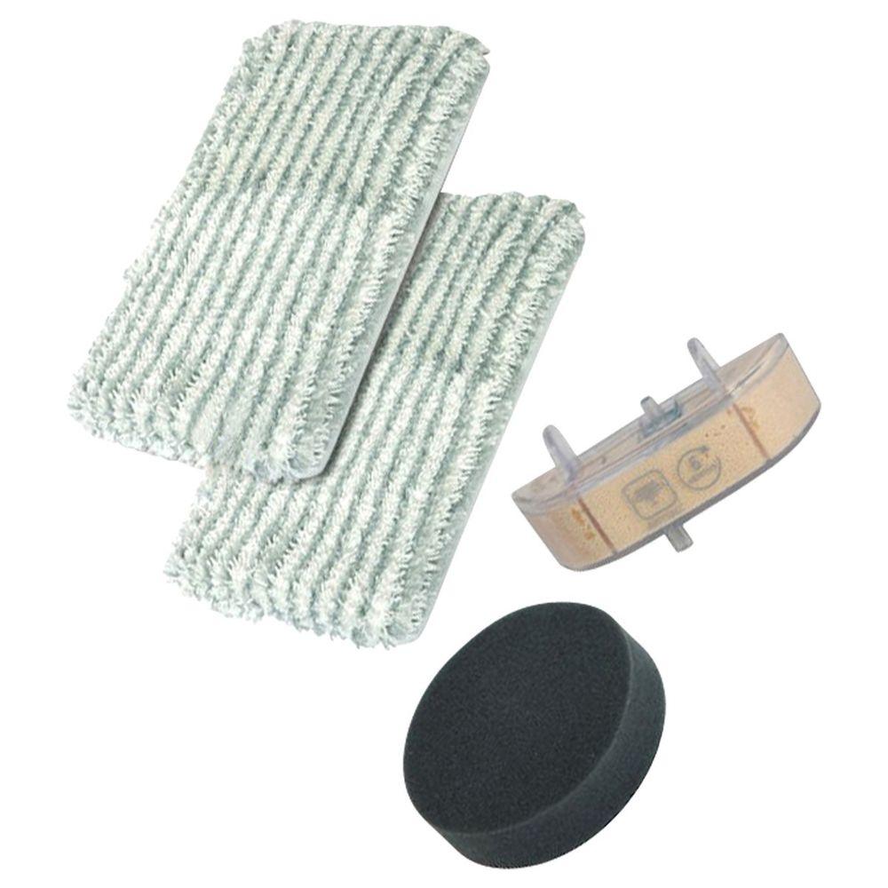 Rowenta Kit lingettes + filtre + cassette Clean & Steam