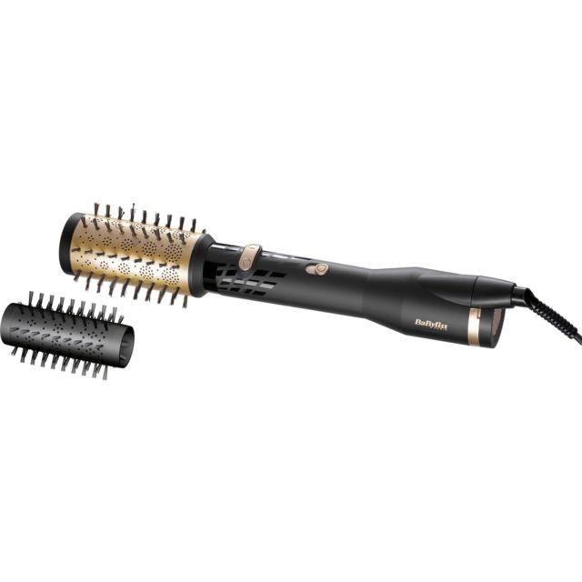 Babyliss - Brosse à air chaud rotative Creative Brush & Style 650 W AS510E - Babyliss   - Soin des cheveux