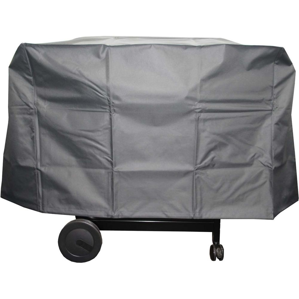 Proloisirs Grande housse de protection pour barbecue rectangulaire 110 x 60 x 80 cm