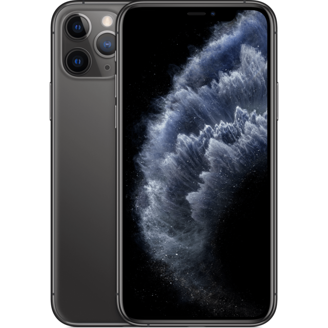 Apple - iPhone 11 Pro - 256 Go - MWC72ZD/A - Gris Sidéral - iPhone 256 go