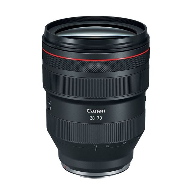 Canon - CANON Objectif RF 28-70 mm f/2L USM - Objectifs