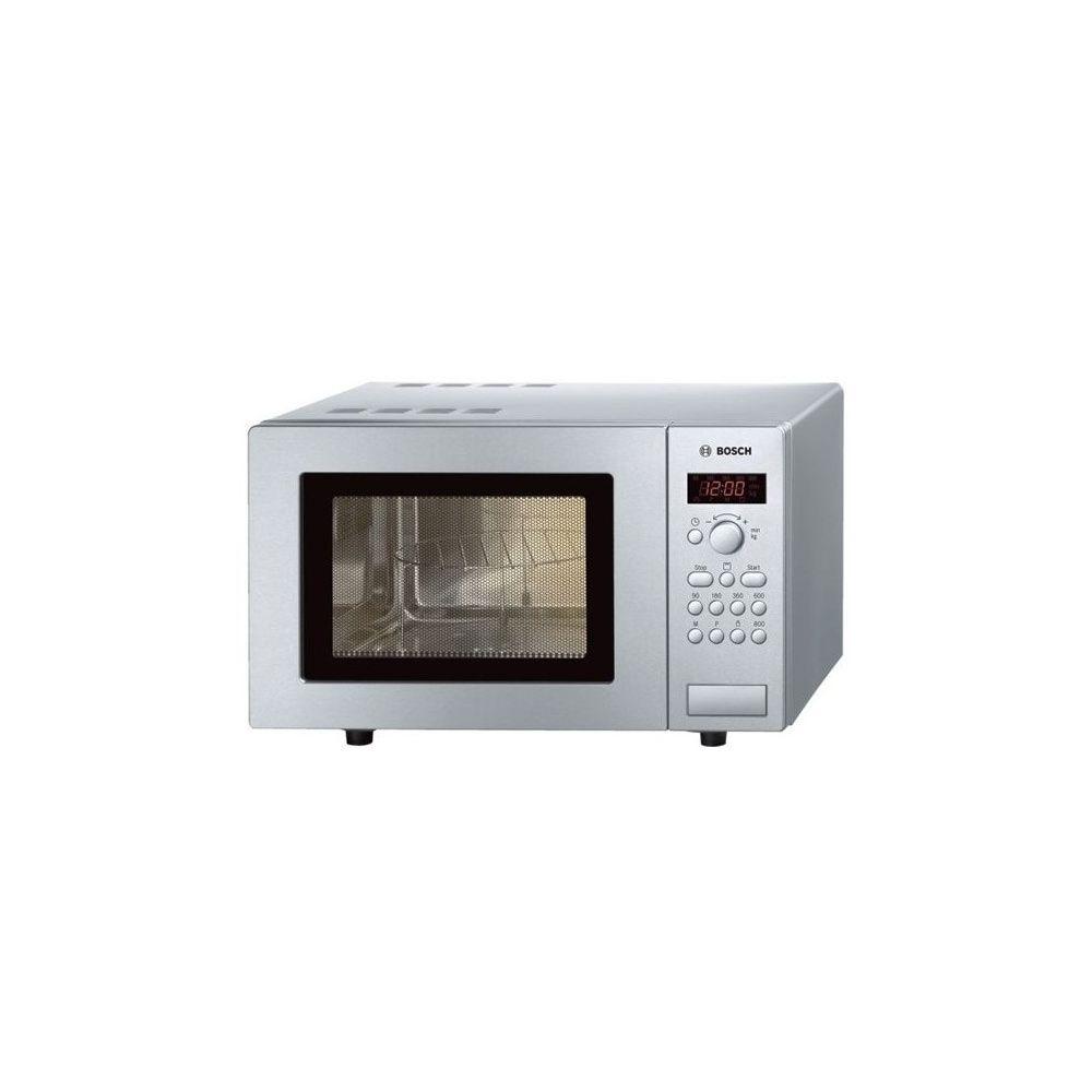 Bosch Micro-ondes avec Gril BOSCH HMT75G451 17 L 800W Acier inoxydable