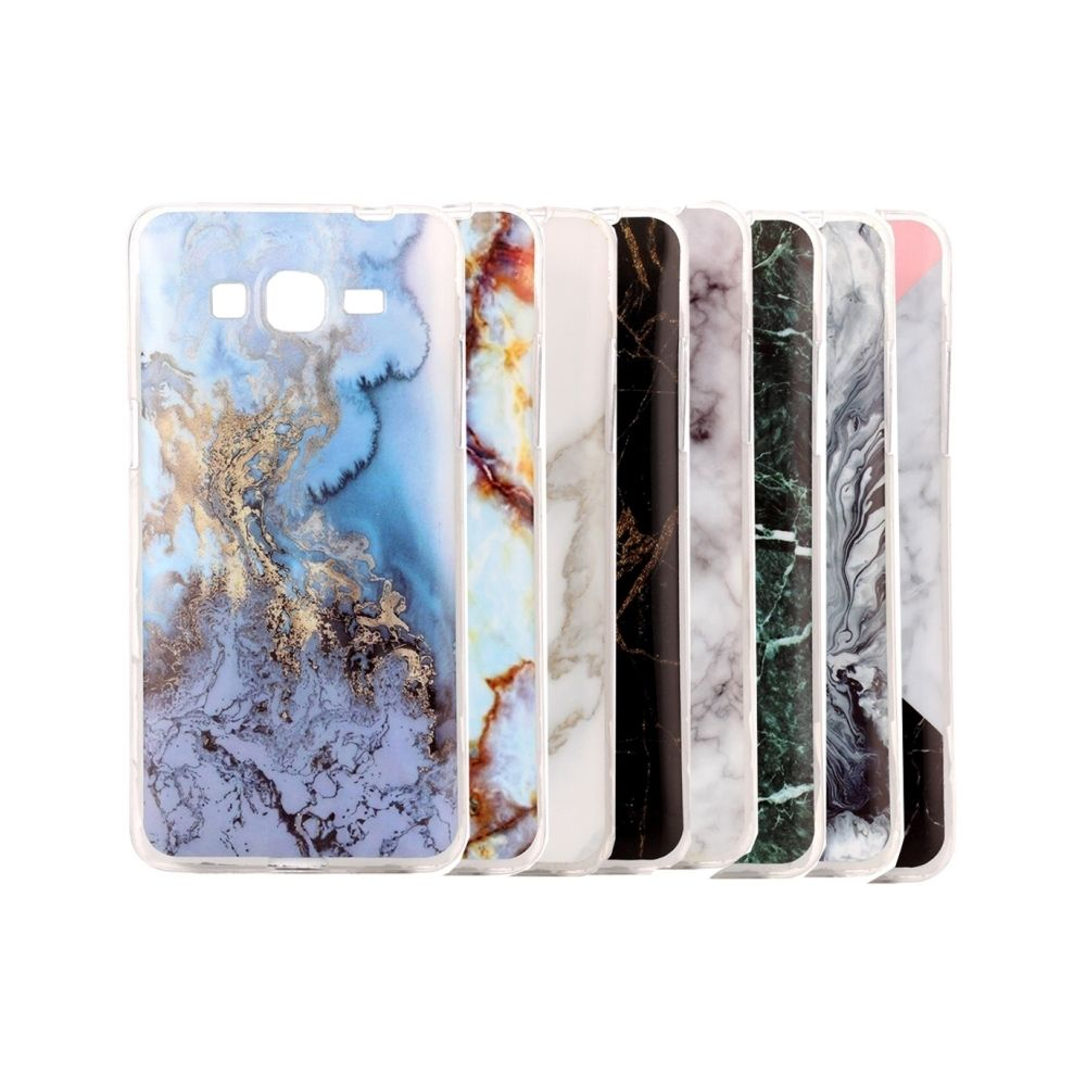 Wewoo - Coque pour Samsung Galaxy Grand Prime / G530 Motif Marble ...