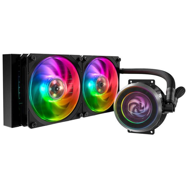 Cooler Master - MasterLiquid ML240P Mirage - RGB - 240 mm - Cooler Master