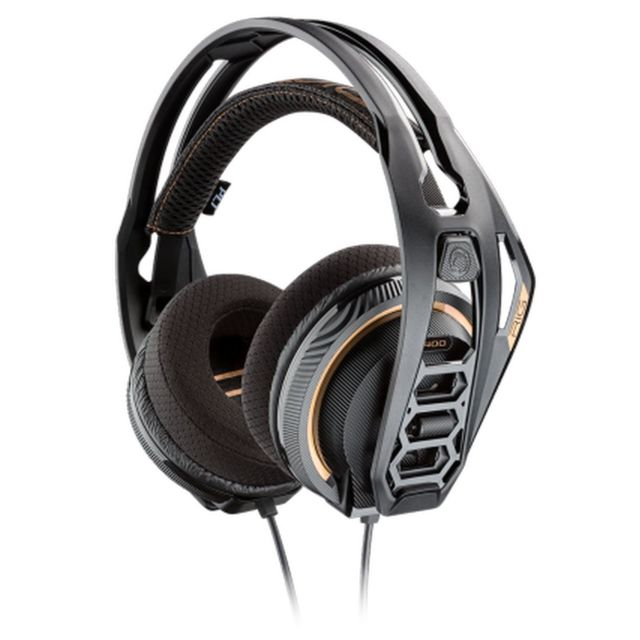 Plantronics - RIG 400 DOLBY ATMOS - Filaire - Micro-Casque Circum auriculaire
