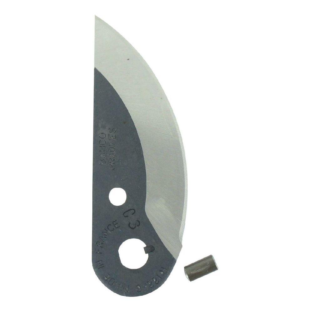 Bahco Lame pour sécateurs Bahco L81mm Compatible avec P3-23 et P5-23