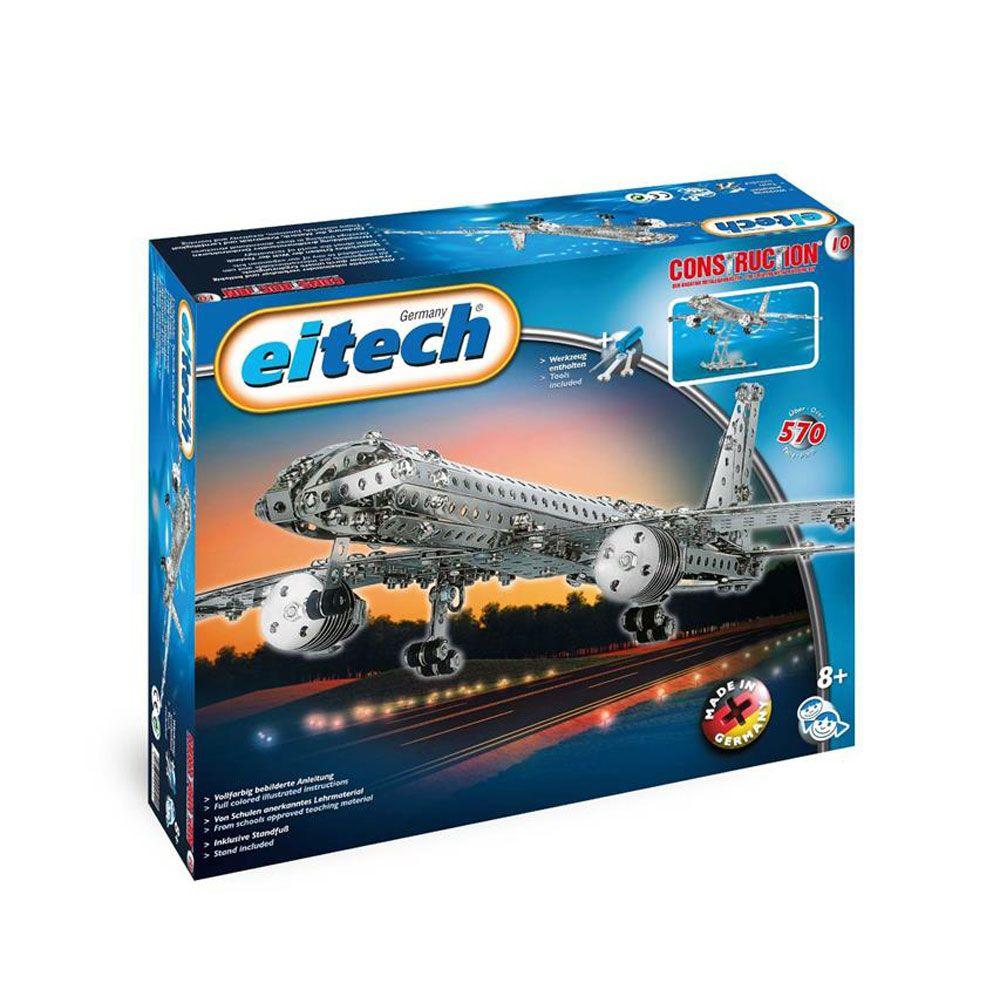 Eitech Construction mécanique : Avion 570 pièces