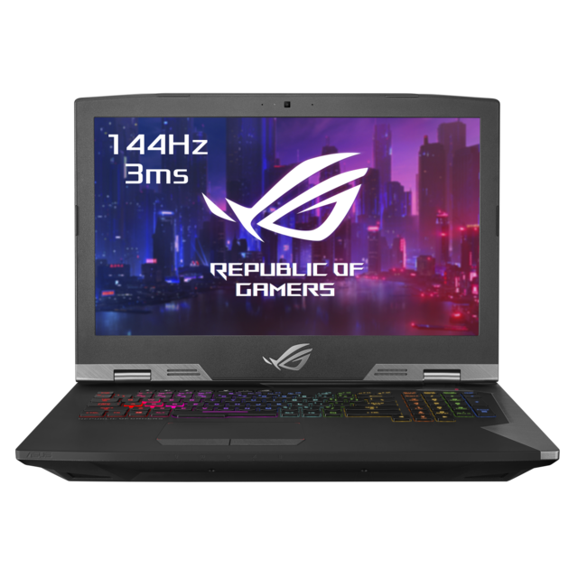 Asus - ROG Griffin GZ755GXR-EV013R - Ordinateur Portable