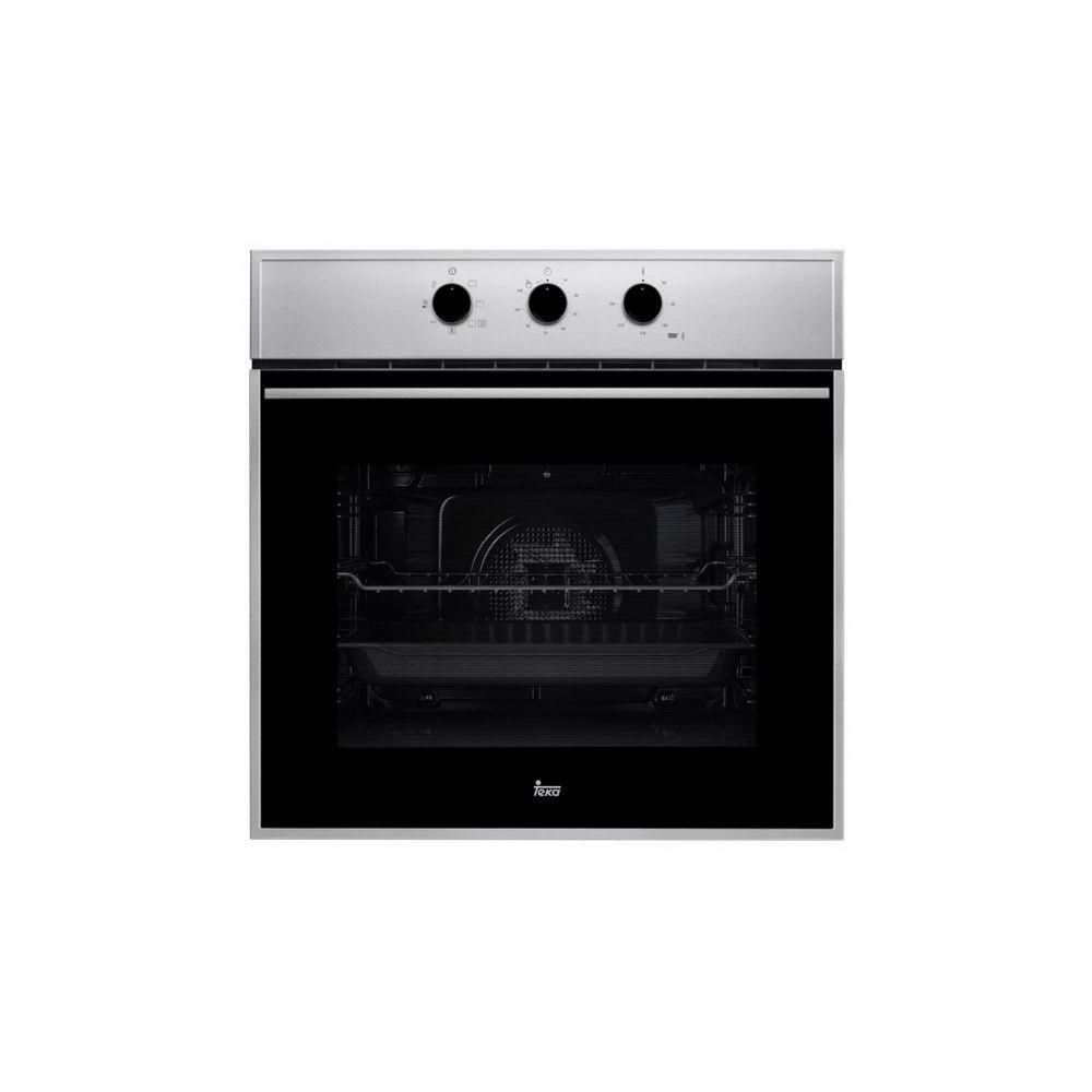 Totalcadeau Four multifonction en acier inoxydable intégrable 70 L 2615W Noir - Four pour cuisine